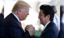 Japanese Leader Nominates Trump for Nobel Peace Prize