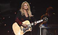 Country Star Miranda Lambert Reveals Secret Marriage