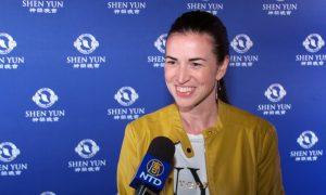 Ballet Teacher Says Shen Yun Dancers Are 'Just Phenomenal'