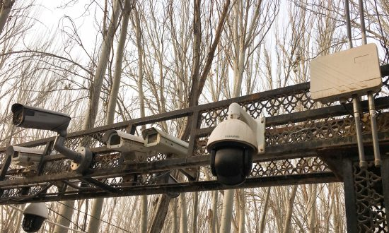 Chinese Regime Tracks Roughly 2.5 Million in Xinjiang Through Facial Recognition