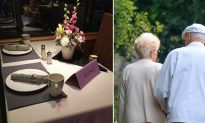'They Did ALL This for You Hunny!' Couple Enjoy VIP Dining Experience on Wife's 91st B.Day