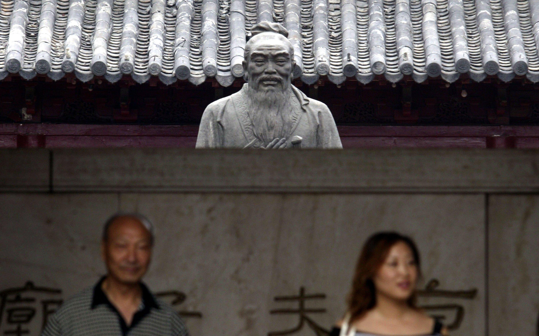 China's Confucius Institutes Are Threat to Freedom, British Politicians Warn