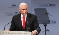 Pence Urges Unwilling Europeans to Back Iran Sanctions, Quit Iran Nuclear Deal
