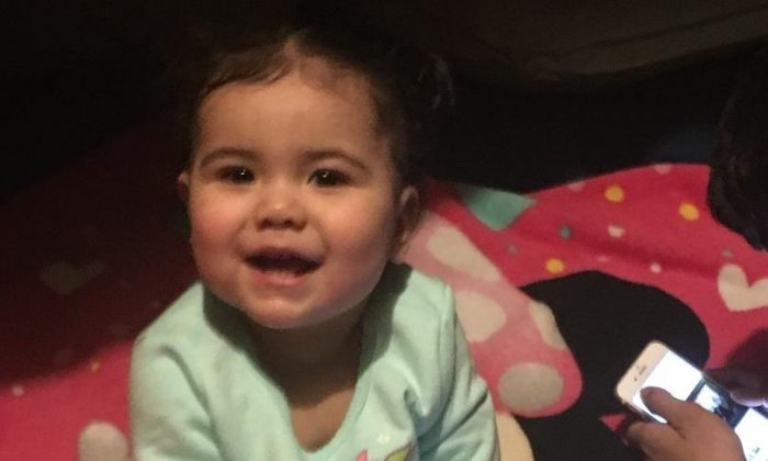 Eliyah Faith Deal, the Colorado toddler who died after falling asleep in a car seat, on Feb. 15, 2019, according to reports. (GoFundMe)