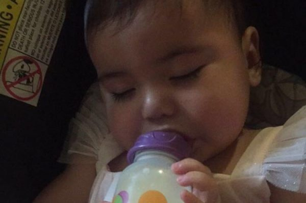 toddler who died drinking from bottle