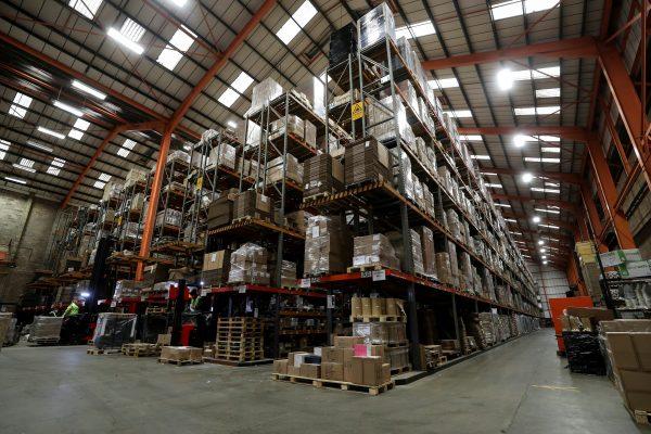 logistics warehous