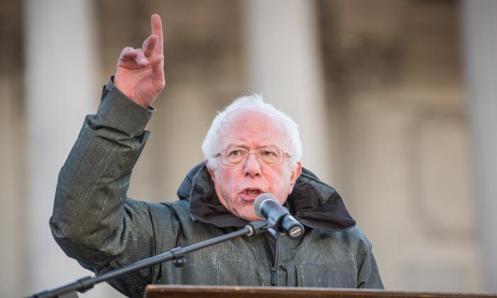 Sen. Bernie Sanders (I-VT) in Columbia, South Carolina, on Jan. 21, 2019. (Sean Rayford/Getty Images)