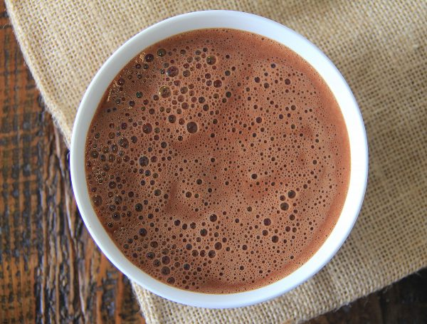 frothy Hot-Chocolate