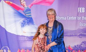'I would stand on a street corner and encourage people to come see' Shen Yun