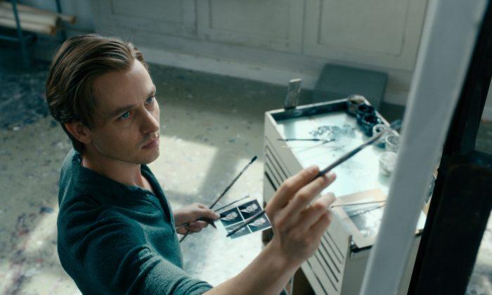 """Tom Schilling as artist Kurt Barnert in director Florian Henckel von Donnersmarck's latest movie """"Never Look Away."""" (Caleb Deschanel/Courtesy of Sony Pictures Classics)"""