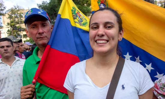 Venezuelans Fleeing Socialism Say Trump Speech Gives Them Hope
