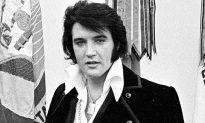 Elvis Presley's Final Live Performance of 'Unchained Melody' a Rare Find for Fans