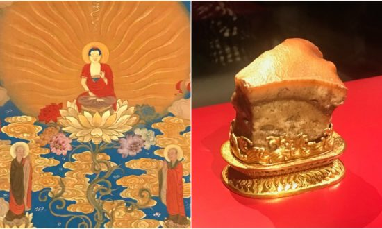 Art Gallery Exhibits 'China's Finest Art' Despite Protest From Chinese Regime
