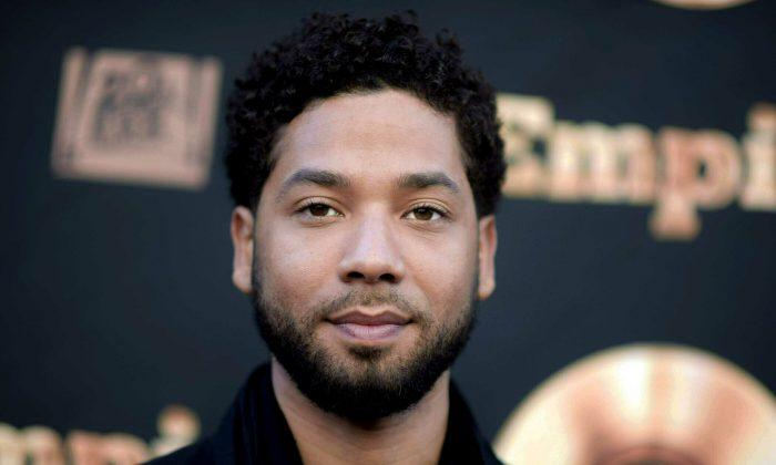 """Actor and singer Jussie Smollett at the """"Empire"""" FYC Event in Los Angeles, on May 20, 2016. (Richard Shotwell/Invision/AP, File)"""