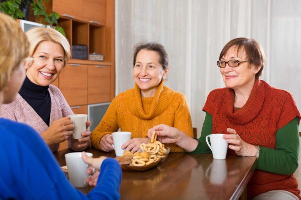 Stay-at-home moms support group