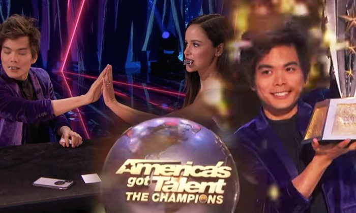 Shin Lim Crowned AGT Champions Winner with Dazzling and Mind-Boggling Card Tricks