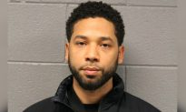 Smollett Quiet After Posting Bond, Leaving Jail