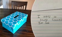 'This is the Best Thing': Teacher Invents 'I Need' Box to Connect with Students
