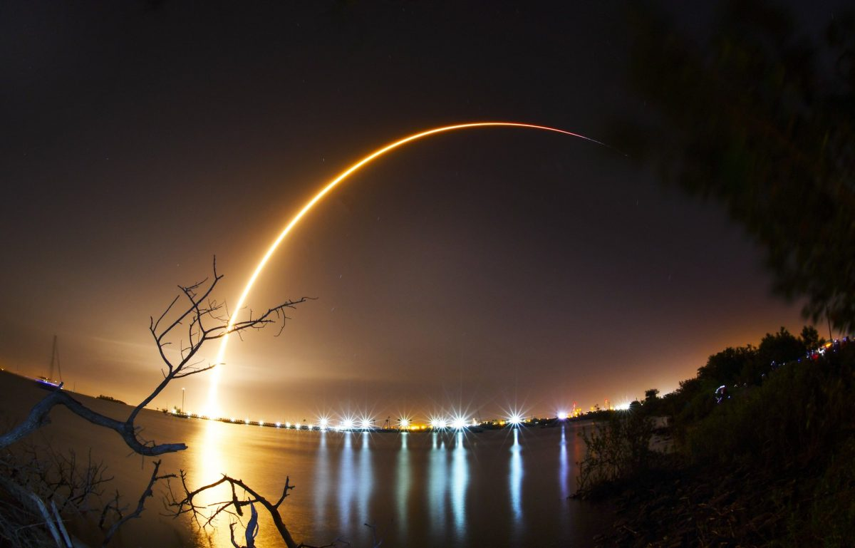 SpaceX Falcon 9 aces launch and landing after