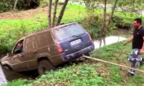 Off-Roading Woes