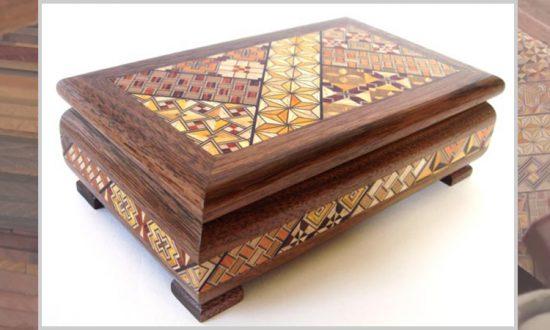 Traditional Japanese Woodworking: Experience the Magic of Hakone Yosegi Craft