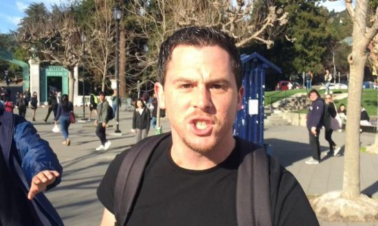 Conservative Activist Assaulted on UC Berkeley Campus
