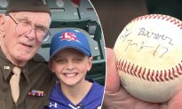 Baseball Helps 11-Year-Old Form Unlikely Friendship with 96-Year-Old WWII Vet