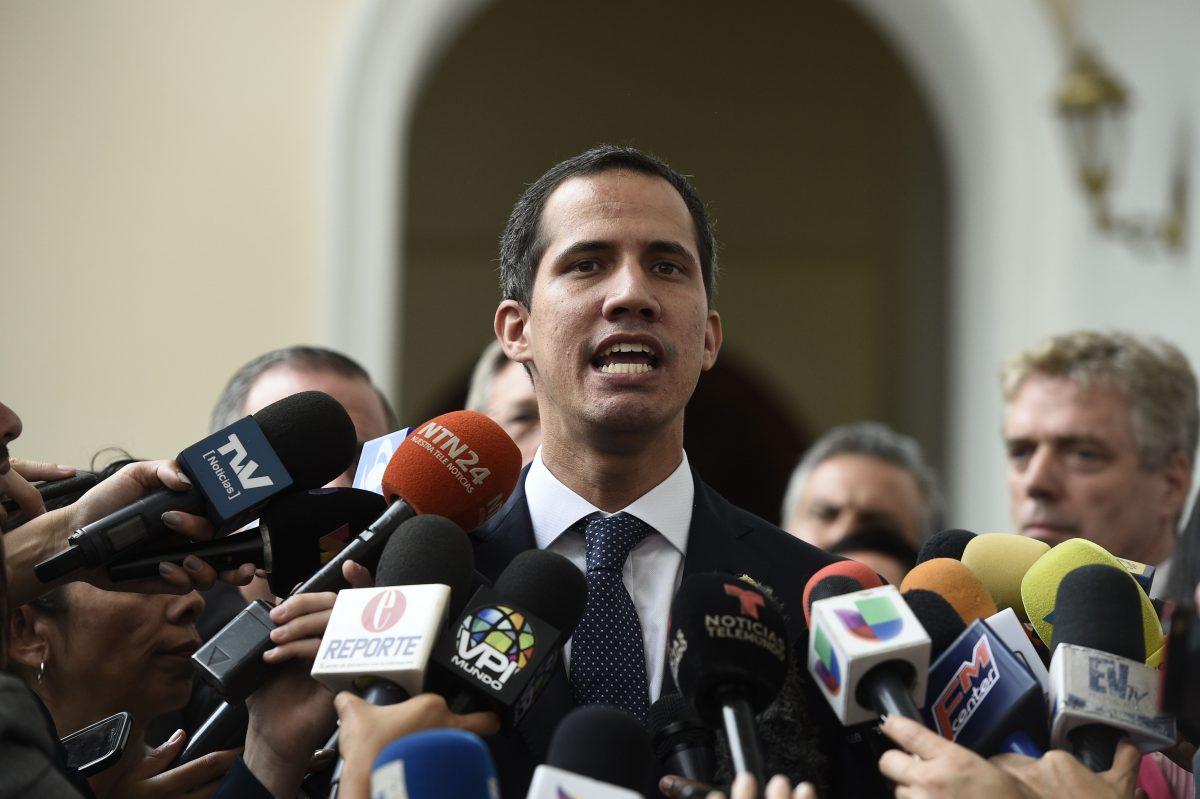 IMG GUAIDO of Venezuela