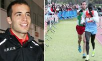 'The Rightful Winner': Runner Guides Opponent to Finish Line to Let Him Win 1st Place