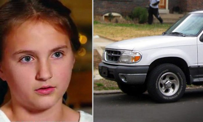 Girl Wards Off Stranger Who Tries to Lure Her Into His Car By Asking Him the 'Code Word'