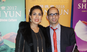 Shen Yun Is 'A message for all of humanity'