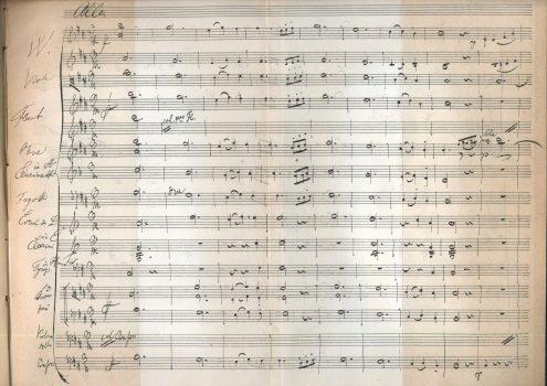 Schuberts unfinished symphony