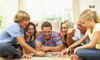For a Perfect Winter Night In, Throw a Family Game Night