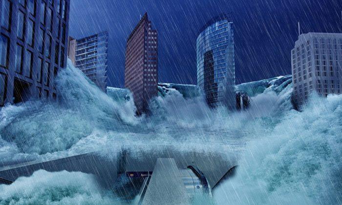 Scientist Predict Mega-Storm Could Bring 3 Times More Destruction Than San Andreas Earthquake