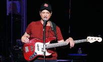 Gary Sinise and the 'Lt. Dan Band' Rock Florida in Honor of the Troops