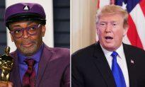 Trump Hits Back at Spike Lee After Filmmaker's Oscar Jab