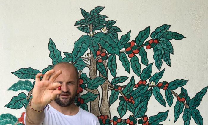 Francesco Sanapo. (Courtesy of Francesco Sanapo)
