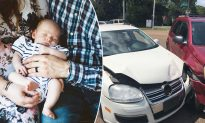 Wife Texts Husband About Baby's Car Seat Right Before They Get into Accident