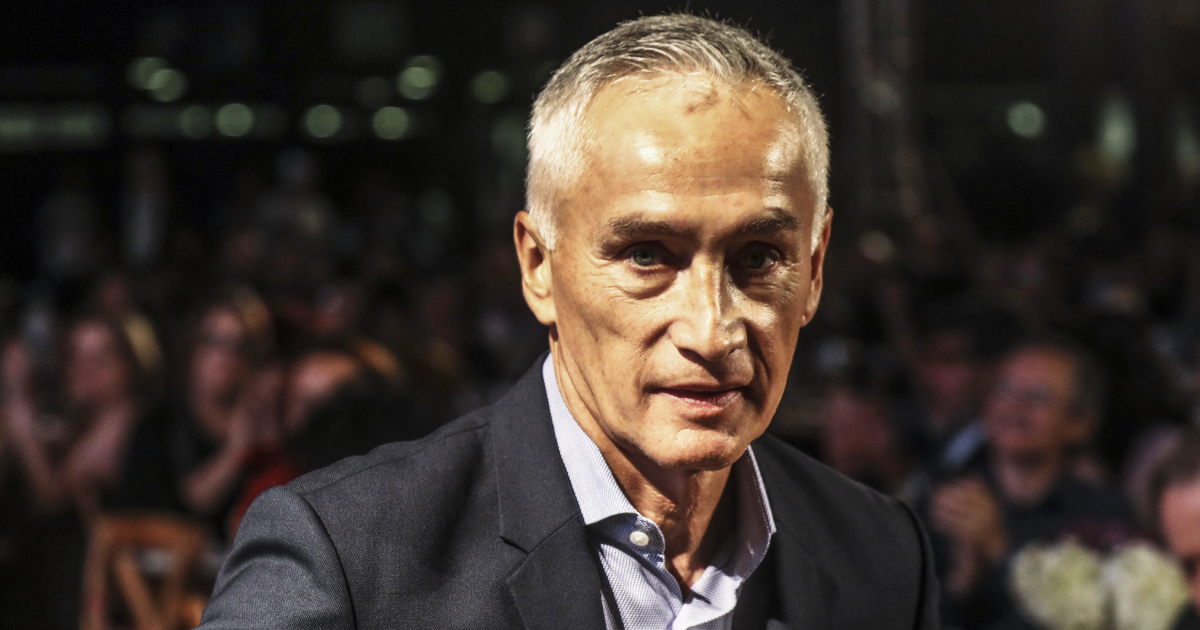 Mexican journalist Jorge Ramos