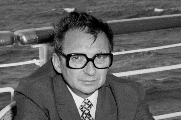 Ion Mihai Pacepa in 1975.  (ANGHEL PASAT/AGERPRES ARHIVA)