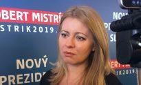 Activist Lawyer Could Be Next Slovak President
