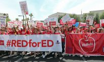 Socialist-led #RedForEd Movement Aims to Reinvigorate Labor, Defeat Trump