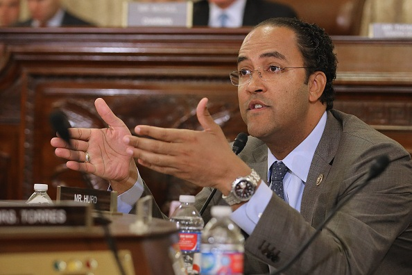 House Homeland Security Committee member Rep. Will Hurd (R-TX) askes questyions