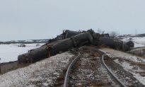 Million Litres of Crude Oil Released in Manitoba Train Derailment