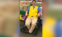 Walmart Greeter With Cerebral Palsy Gets New Post as Jobs Phase-Out Controversy Roils On