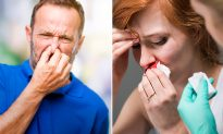 8 Things Your Nose Says About Your Health–What That Smell of Ammonia in the Back of Your Nose Means
