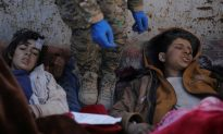 Wounded and Alone, Children Emerge From Last Enclave of ISIS