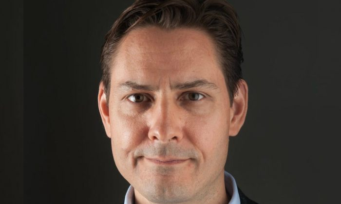 Michael Kovrig, a former Canadian diplomat, has been accused by the Chinese regime of stealing state secrets. (International Crisis Group)