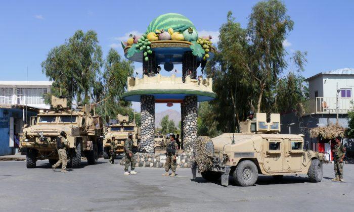 Uzbek Official Confirms Taliban Talks