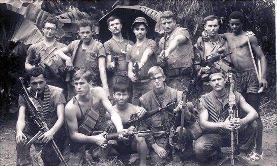 A Vietnam Veteran Recounts Living in Duc Duc